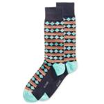Alfani Mens Diamond Midweight Socks