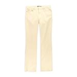 Ralph Lauren Womens Metallic Straight Leg Jeans