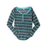 Aeropostale Womens Loose Knit Pullover Sweater