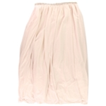 Sequin Hearts Womens Embellished A-line Skirt