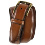 Tags Weekly Mens Feathered Belt