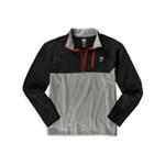 Nick Faldo Mens Classic Fit 1/4 Zip Track Jacket
