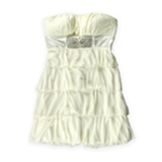 Ruby Rox Womens Sweetheart Tulle A-line Dress