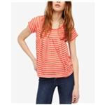Free People Womens Jojo Stripe Basic T-Shirt