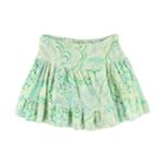 GUESS Womens Printed Mini Skirt