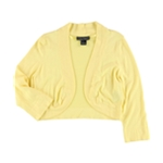 Jessica Howard Womens Bolero Shrug Sweater