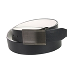 Alfani Mens Cut Edge Belt