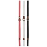 Aeropostale Womens 3 Pack Thin Skinny Belt