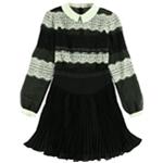 Three Floor Womens Saint Mini Dress