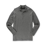 Tasso Elba Mens Knit Quarter Pullover Sweater