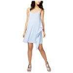 Rachel Roy Womens Estee Combo Slip Dress