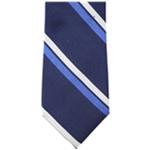 Tommy Hilfiger Mens Statement Stripe Self-tied Necktie