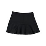 Aeropostale Womens Herringbone Textured Flared Skirt