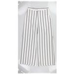 bar III Womens Split Leg Casual Trouser Pants