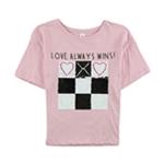 Justice Girls Reversible Sequins Embellished T-Shirt