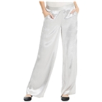 Max Studio London Womens Satin Casual Wide Leg Pants