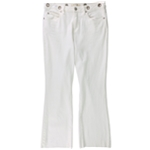 Free People Womens Belt Our Crop Boot Cut Jeans