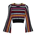 Rachel Roy Womens Radiant Pullover Sweater