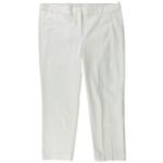 Alfani Womens Step-Hem Casual Cropped Pants