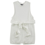 Rachel Roy Womens Conall Belted Tank Top