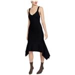 Rachel Roy Womens Katherine Asymmetrical Dress