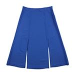Ralph Lauren Womens Solid Pencil Skirt