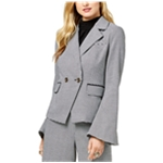 Rachel Zoe Womens Creation Double Breasted Blazer Jacket