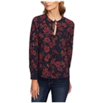 1.STATE Womens Gallant Garden Pullover Blouse