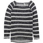 H&M Womens Striped Pullover Sweater