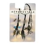 Aeropostale Womens Native Inspired Stud Earrings
