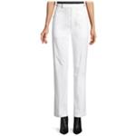 Helmut Lang Womens Sateen Casual Trouser Pants