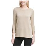 Calvin Klein Womens Metallic Pullover Sweater