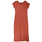 Sanctuary Clothing Womens T-Shirt Maxi Dress