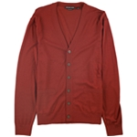 Michael Kors Mens Button Up Cardigan Sweater