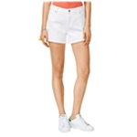 Rachel Roy Womens Boyfriend Cutoff Casual Denim Shorts