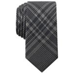 bar III Mens Glen Plaid Self-tied Necktie