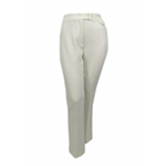 Anne Klein Womens Crepe Casual Trouser Pants
