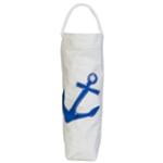 Nautica Unisex Anchor Wine Bag