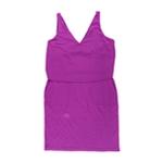 Ralph Lauren Womens Layered Jersey Dress