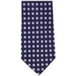 Tommy Hilfiger Mens Timing Sprocket Self-tied Necktie