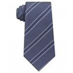 Kenneth Cole Mens Classic Stripe Self-tied Necktie
