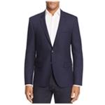 Hugo Boss Mens Textured Two Button Blazer Jacket