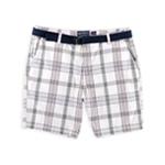 American Rag Mens Plaid Casual Bermuda Shorts