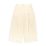 Ralph Lauren Womens Crepe Casual Wide Leg Pants