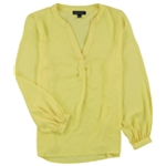 I-N-C Womens Business Pullover Blouse