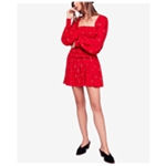 Free People Womens Two Faces Mini Dress