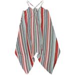 bar III Womens Handkerchief Hem Asymmetrical Dress