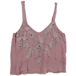 GUESS Womens Addison Cami Tank Top