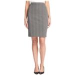 DKNY Womens Knit Pencil Skirt