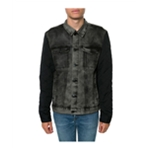 Ezekiel Mens The Blackhawk Jacket Denim Vest